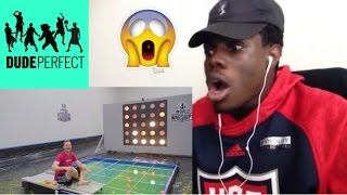 Video Giant Warship Battle | Dude Perfect  REACTION download MP3, 3GP, MP4, WEBM, AVI, FLV April 2018