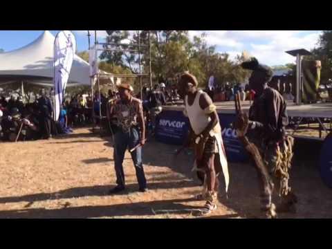Dancing At Joshua Nkomo's Homestead