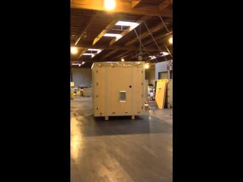 8x8 Rigid Tent System Video & 8x8 Rigid Tent System Video - YouTube