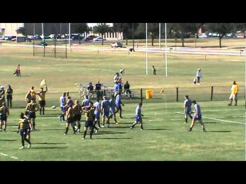 Air Force Rugby vs Navy - AFC2011-1