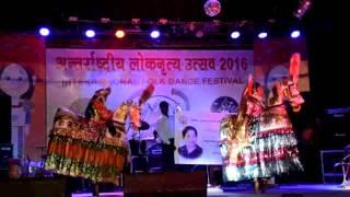 Poikkal Kuthirai Attam,Tamil Folk Dance,International Folk Festival 2016,Kullu,Himachel Pradesh