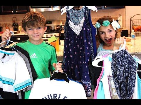 SPRING CLOTHING HAUL 2016!   We Are The Davises