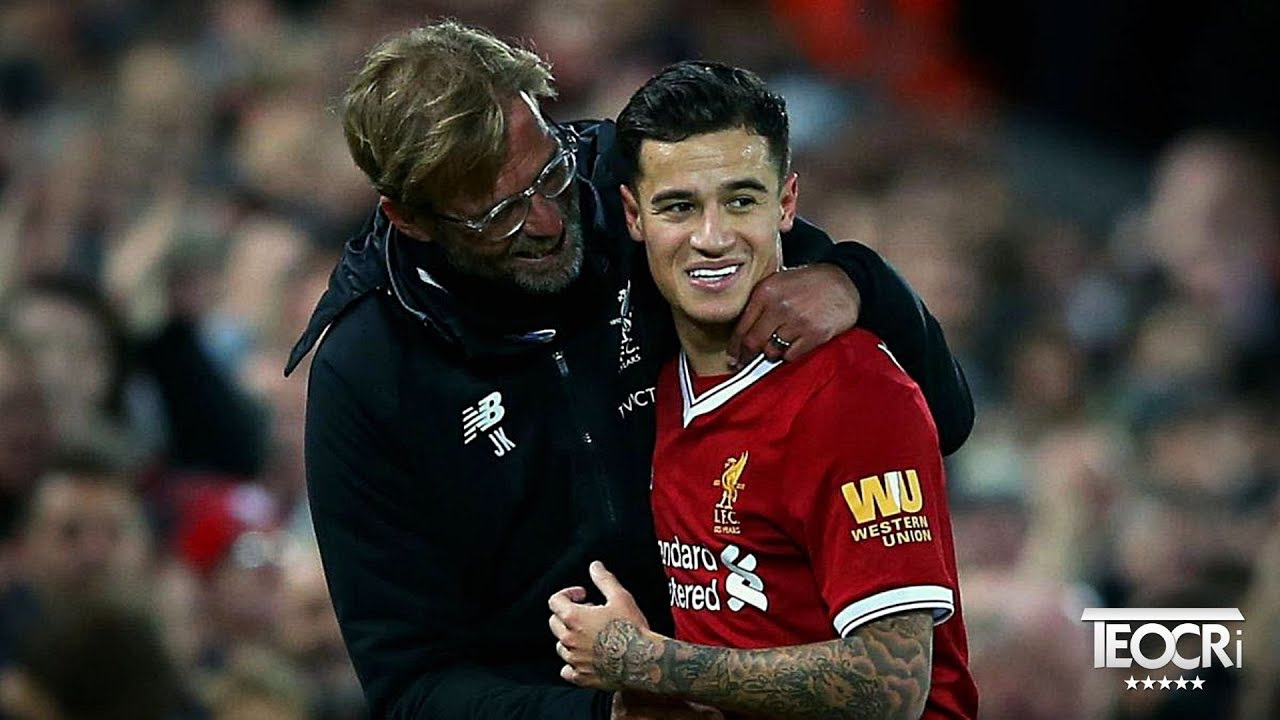 Download Never Forget the Brilliance of Philippe Coutinho...