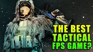 The Best Tactical FṖS Game? Insurgency Sandstorm Nightfall Update Review