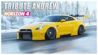 RIP Andrew - Forza Horizon 4