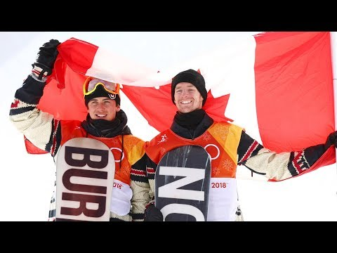 Parrot and McMorris win Canada's first Winter Olympics medals
