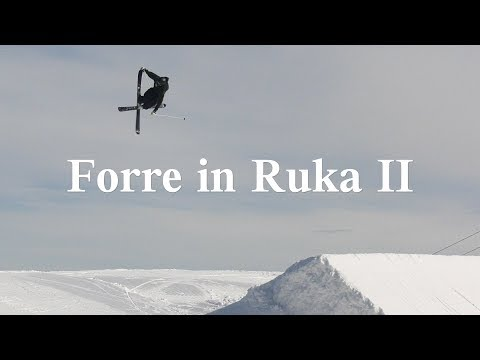 Forre in Ruka II – Back2backtriple