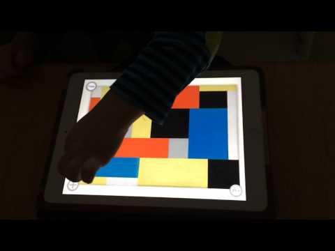 Farbklang Theo Doesburg