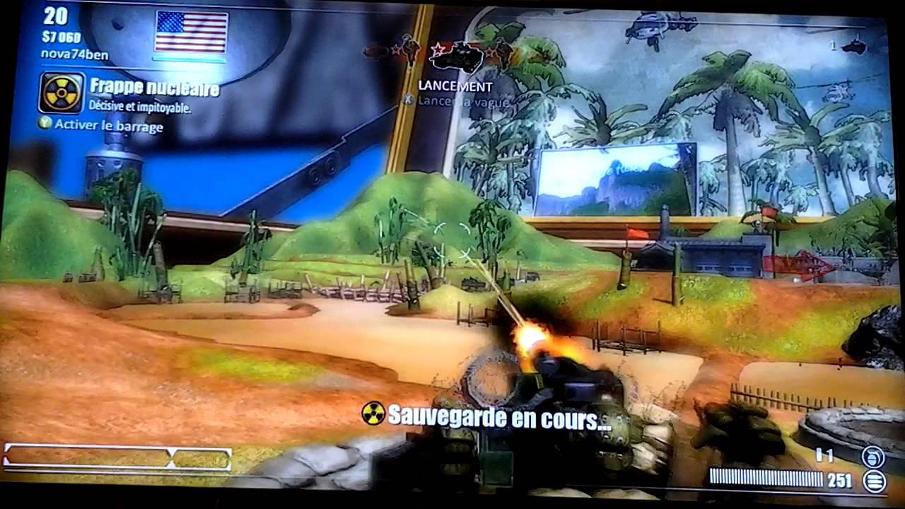 Toy Soldiers 1 Camp Playthrougt Fr 1080p Par Nova Youtube