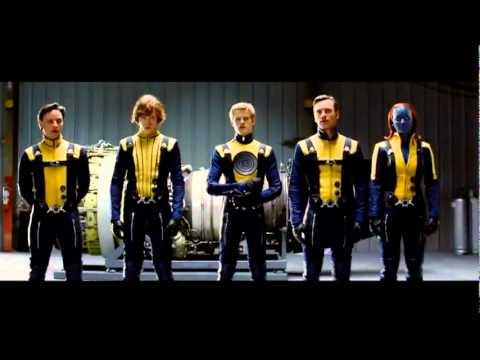 X-Men- First Class Sneak Peek