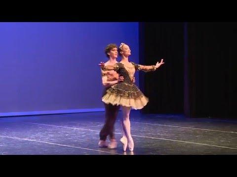 Letizia Galloni, Pablo Legasa, Le Corsaire - Dubai Ballet Grand Gala 2016