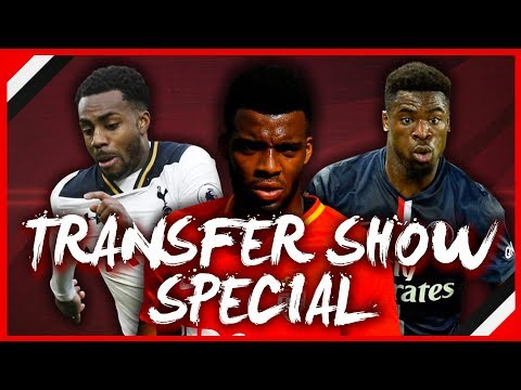 MAN UNITED TRANSFER SHOW SPECIAL | ROSE, LEMAR, AURIER | 4TH SIGNING?