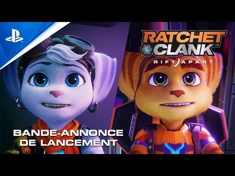 Ratchet & Clank: Rift Apart   Bande-annonce de lancement   PS5