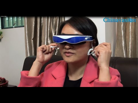 98 Inch Virtual Screen VR 3D Video Glasses review - Chinavasion!