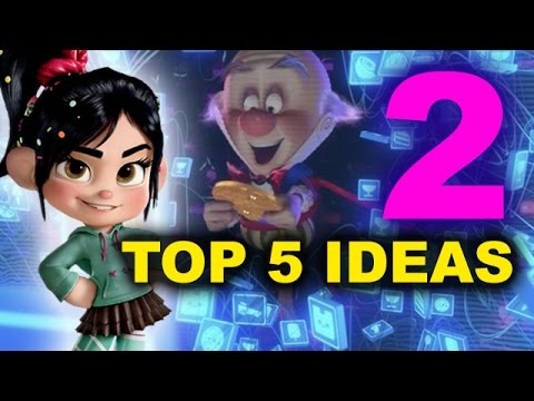 Wreck It Ralph 2 - Movie Ideas - Beyond The Trailer - YouTube