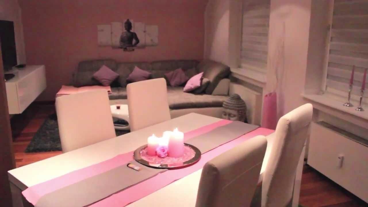 Wohnzimmer Grau Rosa Grau Rosa Gardinen Von Inspirierend Edle
