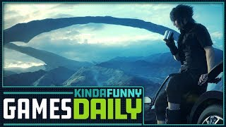 Final Fantasy XV DLC Cancelled, Tabata Leaves - Kinda Funny Games Daily 11.08.18