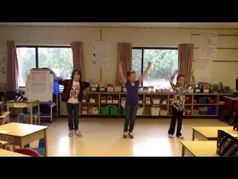 Harrison & D'Hondt Dance Bedford Primary Concert