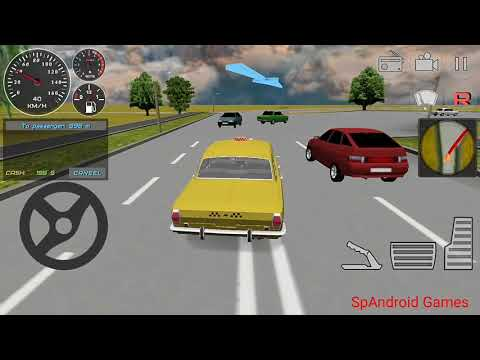 Russian Taxi Simulator |(By MobGames3D) | Android Gameplay HD