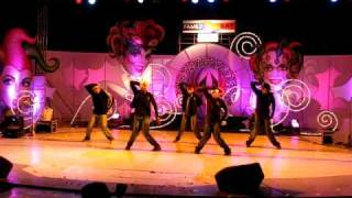 Group Dance by Sahil Gupta with 360 Degree Group, on Family Day iBPO (in Infosys, Pune) Part 2