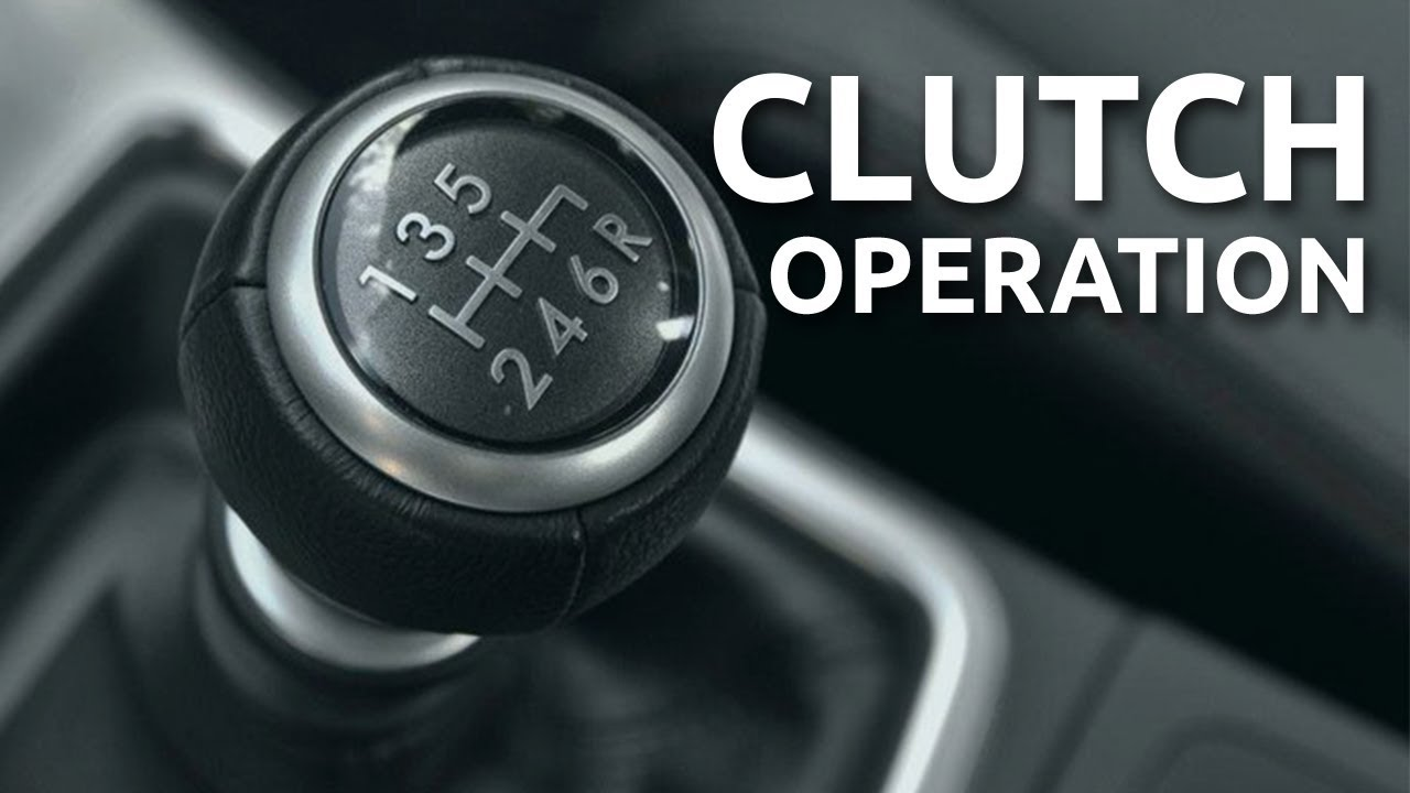 What Is A Clutch In A Car >> How A Clutch Works In A Manual Transmission