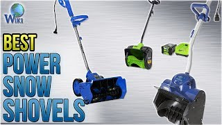 6 Best Power Snow Shovels 2018