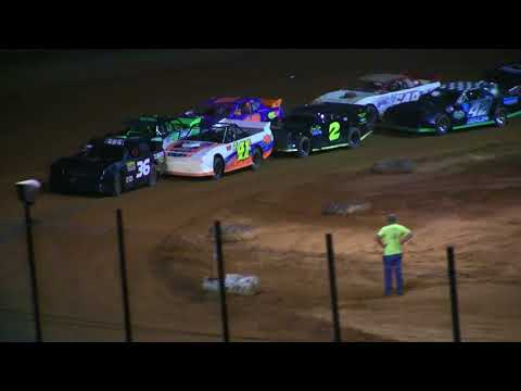 Street Stock Feature 8-12-17 Northwest speedway hosted by Southern Raceway