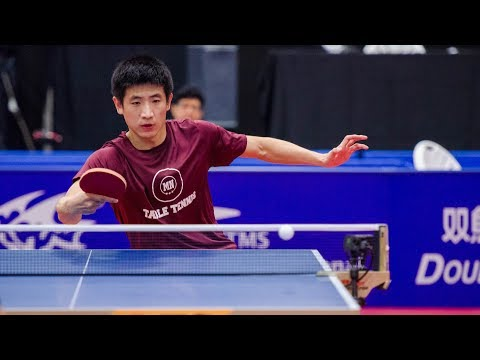 2018 iSET College Table Tennis Championships - Singles Elimination Rounds (Day 3) - Table 2