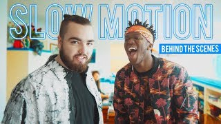 Slow Motion (Behind The Scenes) ft. KSI