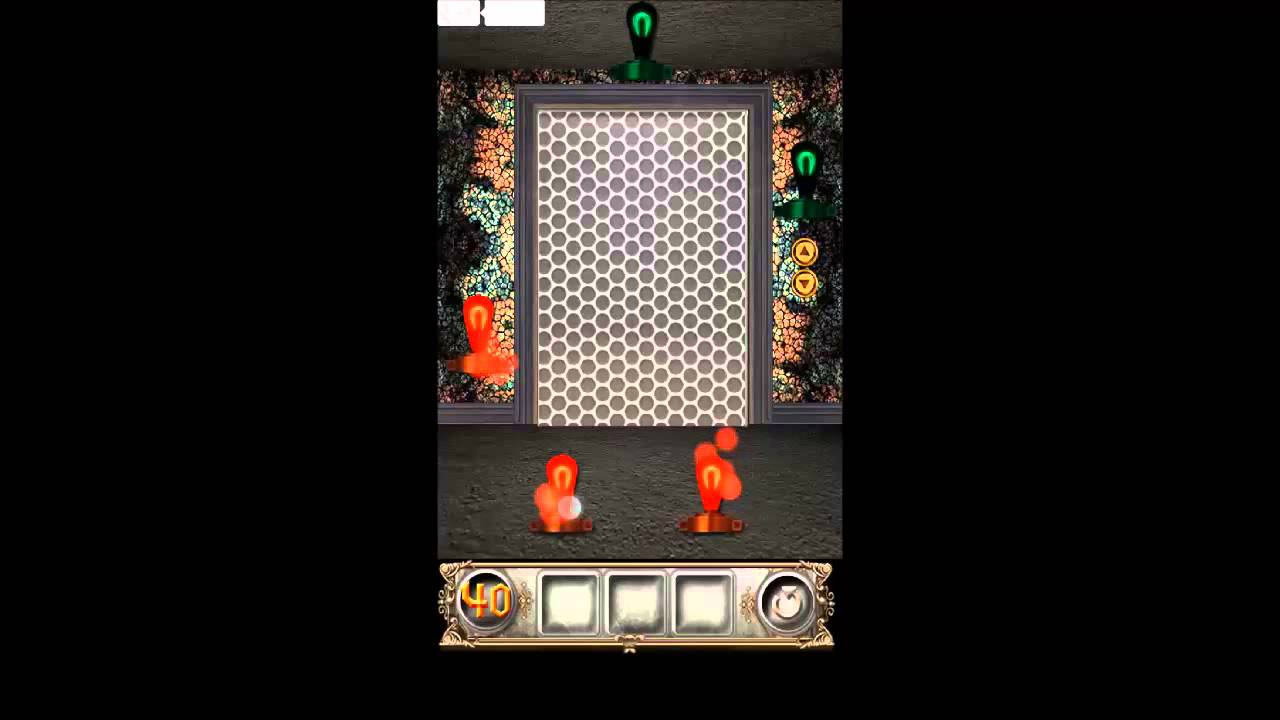 100 Doors Floors Escape Level 40 Walkthrough Youtube