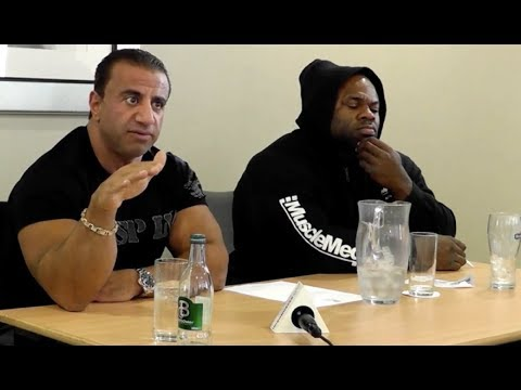 KAI GREENE'S trainer GEORGE FARAH's SHOCKING MUSCLE BUILDING TRICK.