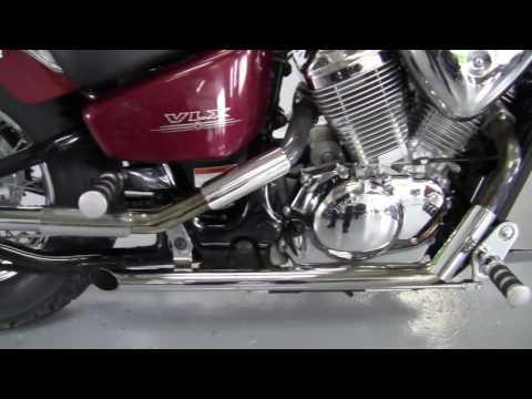 2001 Honda Shadow 600 VLX