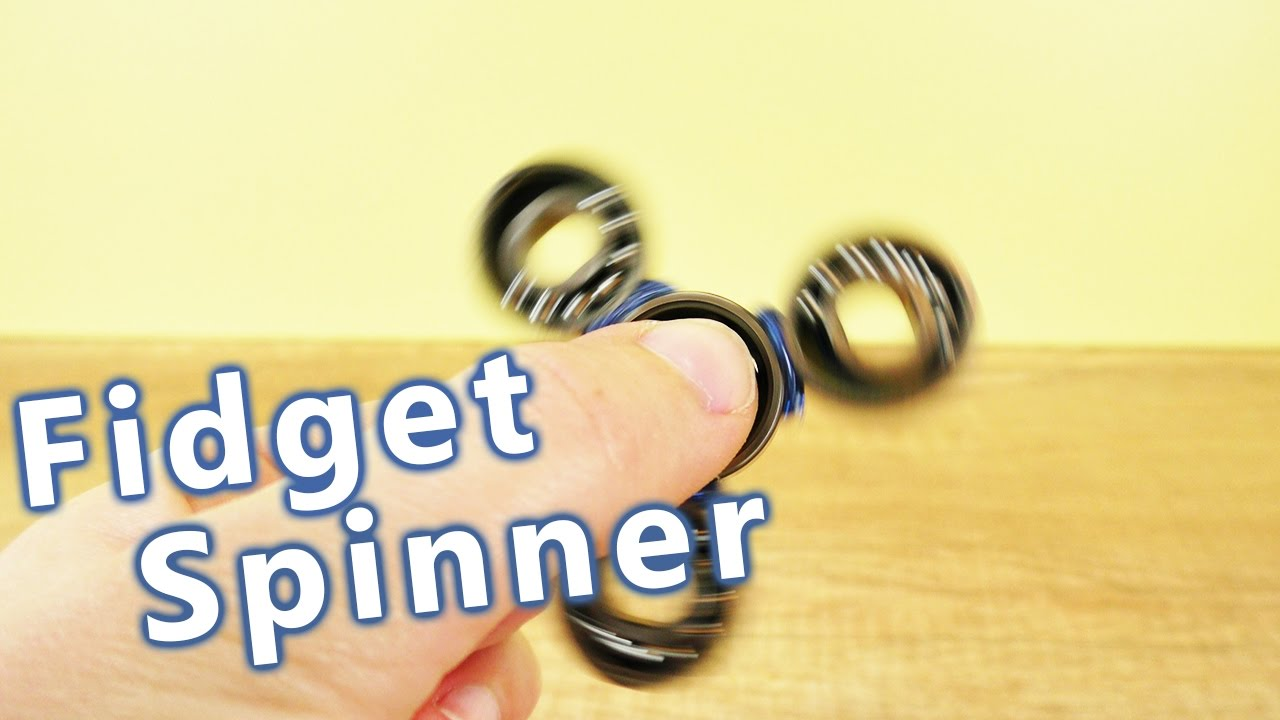 fidget spinner selber bauen deutsch diy tri hand spinner mit kugellagern aus skateboard youtube. Black Bedroom Furniture Sets. Home Design Ideas