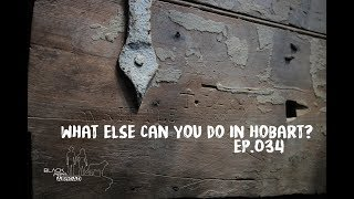 What Else Can You Do In Hobart? - Black Pepper Abroad Ep. 034