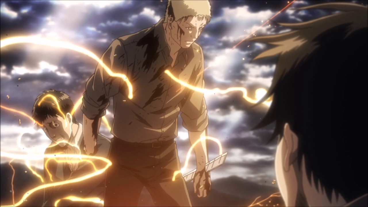 Reiner and Bertholdt's Transformation Theme [HD] (OFFICIAL ...