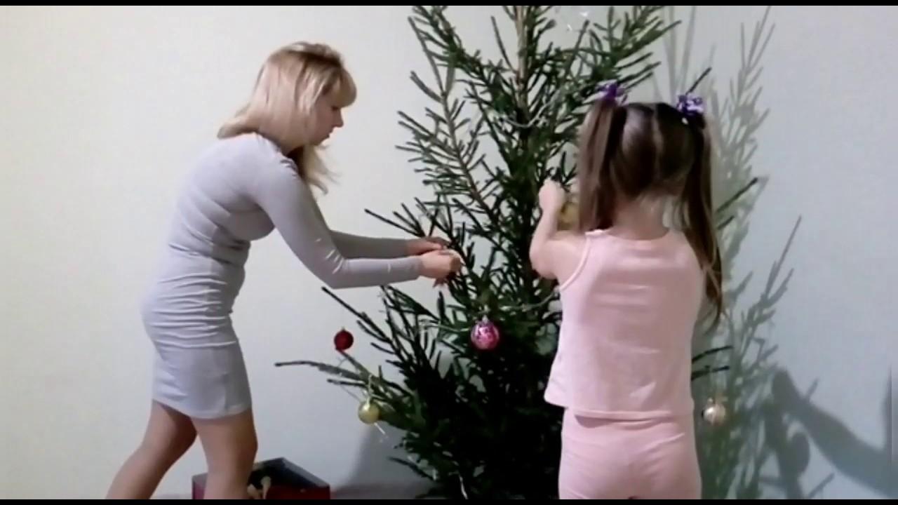УРА наряжаем елку и украшаем дом к Новому году 2019 Елка новый год
