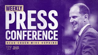 MBB: Coach Hopkins Media Availability (01.21.20) thumbnail