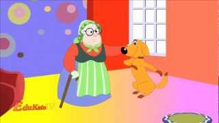 Old Mother Hubbard Nursery Rhymes