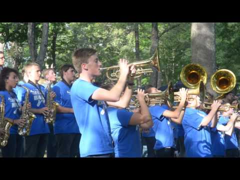 East Liverpool High School Marching Band - ELGT 2015