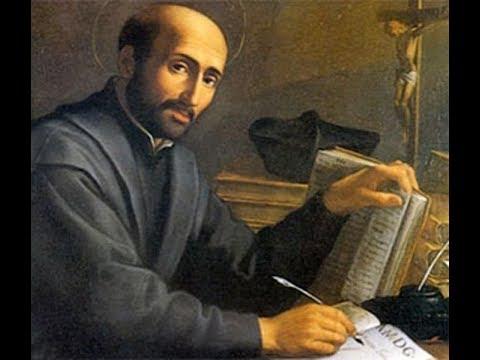Lenten Mission: Meditation on Horror of Sin According to St Ignatius Loyola ~ Fr Buckley, FSSP