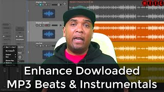 How to Enhance Downloaded MP3 Beats in   Logic Pro X   MTTC
