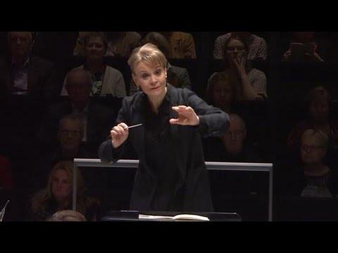 Conductor Susanna Mälkki on Her Met Opera Debut