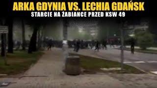 Awantura Arki z Lechią przed KSW 49