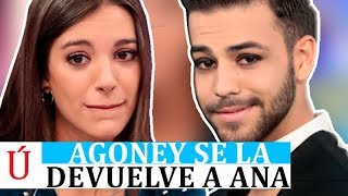 El troleo 'despiadado' de Agoney a Ana Guerra a lo Amaia Romero   Operación Triunfo
