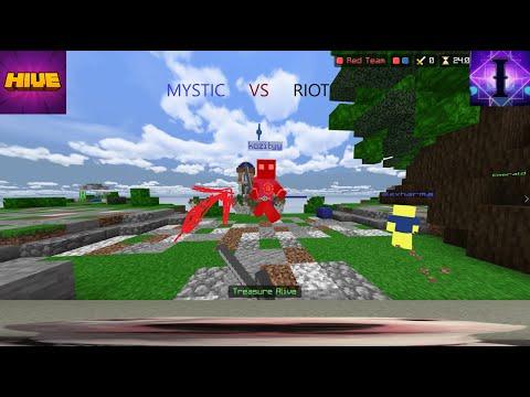 Mystic A Vs Riot A | Imperial CvC Hive |