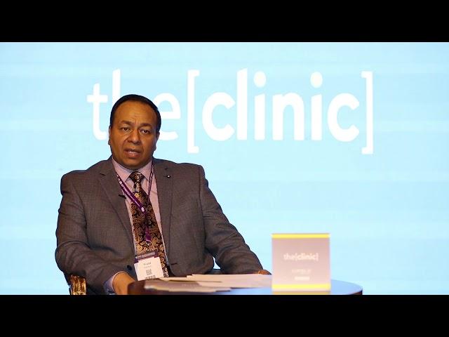 الأستاذ الدكتور وليد عبد العاطى يتحدث عن إلتهاب الكبدى الفيروسى سى