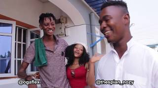 He Got My Girlfriend Pregnant In A Seconds (Real House of Comedy ft Ogaflex)
