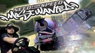 БЕТОНОМЕШАЛКА VS ПОЛИЦИЯ 2 - Need for Speed Most Wanted