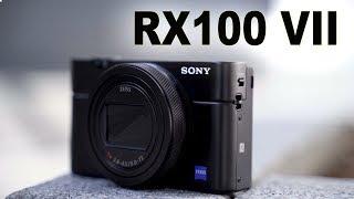 Sony RX100 VII Review [deutsch] - Die beste VLOG KAMERA 2019?