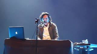 Waiting to Happen - Steve Hogarth live at Opus Theater - São Paulo - 07.01.19